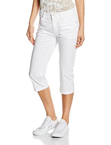 Pioneer Beverly - Short - 8-Jul - Femme Blanc - Blanc (10)