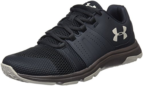 Under Armour Herren UA Raid TR Fitnessschuhe, Schwarz (Anthracite/Mink/Ghost Gray 104), 45 EU (Frauen Cross-training Schuhe)