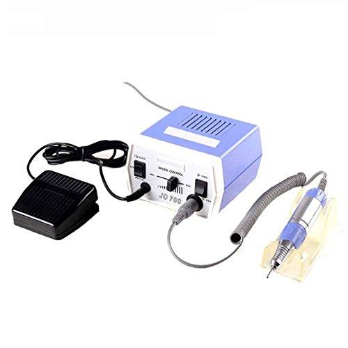 Unbekannt 12V Elektrischer Nagel-Poliermittel-Elektrische Manik¨¹re-Bohrger?t-Manik¨¹re-Werkzeug-Pedik¨¹re-Polnisch-Werkzeug-Nagel-Sorgfalt-Produkte Coco