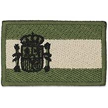 Parche Albainox Bandera brazo oficial España color verde 09274