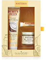 Burt's Bees Nuts About Nature Gift Set, 3 Pieces