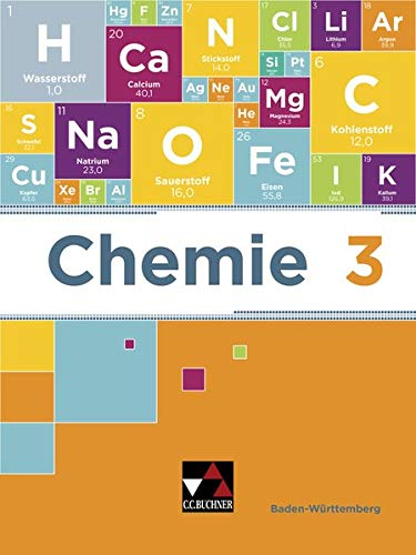 Chemie Baden-Württemberg - neu / Chemie Baden-Württemberg 3