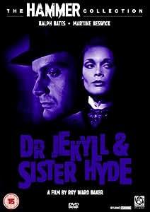 Doctor Jekyll & Sister Hyde [DVD]