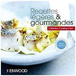 Kenwood - pwk4124 - Livre de recettes recettes légères & gourmandes