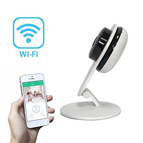 Preisvergleich Produktbild Überwachungs-Überwachungskamera / Home IP-Überwachungskameras,  3D Echo Noise Reduction / Zwei-Wege-Voice Wifi Surveillance Kamera