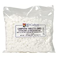 Campden tablets;Sodium metabisulfite (SMS) prevents Wild yeast, bacteria growth, and oxidation in your wine;Sodium metabisulfite also works well as a sanitizer for your wine making equipment
