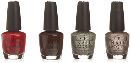 OPI Smalto per Unghie Mini Kit, All Stars, 4 x 3.75 ml