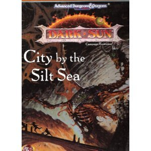City by the Silt Sea/Boxed Set (ADVANCED DUNGEONS & DRAGONS, 2ND EDITION)