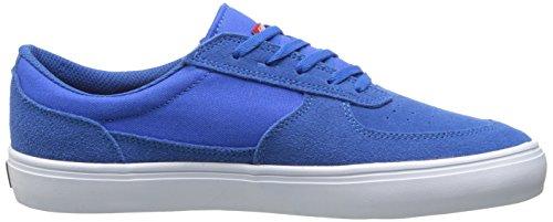 Lakai - Parker, Scarpe da skateboard da uomo Blu (Bleu (Royal Suede))