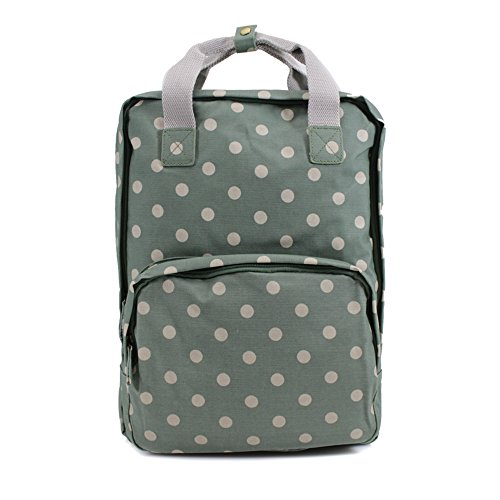 YourDezire - Borsa a Zainetto unisex adulti Green