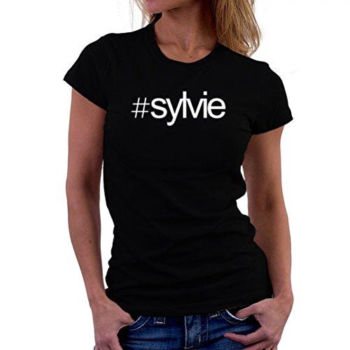 Maglietta da donna Hashtag Sylvie