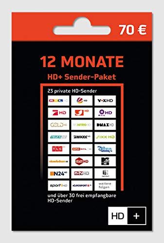 Vertragsverlängerung (HD Plus  Sender-Paket 12 Monate Code für Vertragsverlängerung  per Email)
