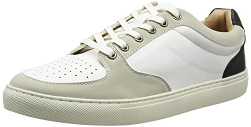 New Look Contrast Fashion Sneaker, Baskets Homme