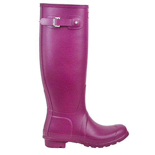 Hunter Original Tall Femme Boots Bleu Violet