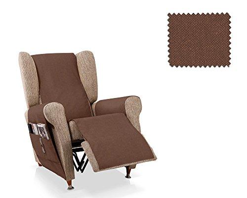 JM Textil Salva Poltrona reclinabile Mowin Dimensione 1 Posto (55 Cm.), Colore 17 (Vari Colori Disponibili)
