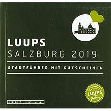 LUUPS Salzburg 2019: Stadtführer mit Gutscheinen