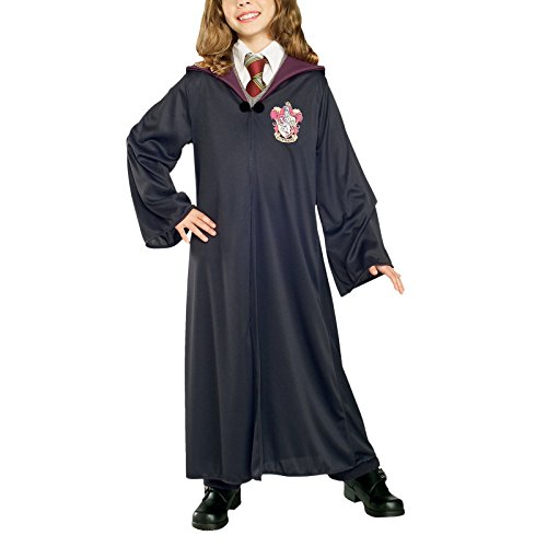 HARRY POTTER GRYFFINDOR ROBE FANCY (Für Todesser Kostüm Frauen)