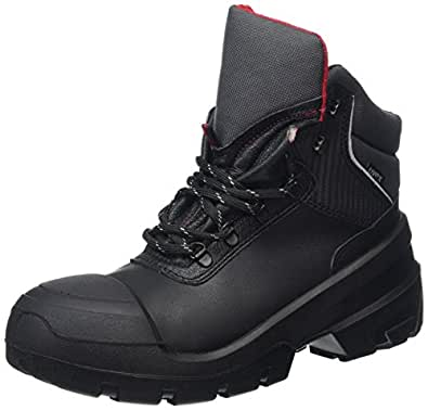 uvex quatro pro black s3 safety boots steel toe mid sole. Black Bedroom Furniture Sets. Home Design Ideas