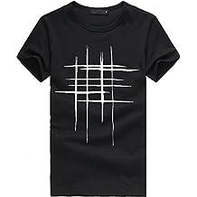 c630fb855 VENMO Camisetas Hombre Manga Corta Camisetas Hombre Originales Divertidas  Camisas de Hombre Manga Corta algodón de