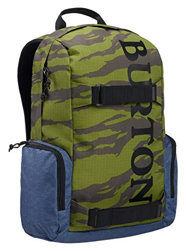Burton Erwachsene Emphasis Pack Daypack, Keef Tiger Rip