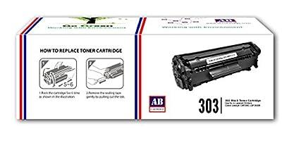 AB 303 Compatible Black Toner Cartridge for Canon LBP-3000, LBP-2900, LBP-2900B, L11121E