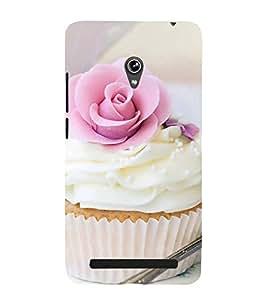 ifasho Designer Back Case Cover for Asus Zenfone 5 A501CG (Cake Bogota Colombia Rae Bareli)
