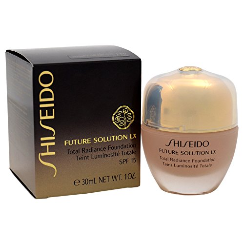 Shiseido Future Solution LX Total Radiance Foundation Unisexe, Foundation 30 ml, Couleur : I40 Natural Fair Ivory, 1er Pack (1 x 0.208 kg)