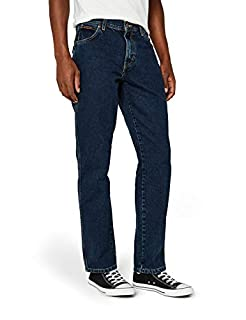 Wrangler - Texas Contrast - Jean - Homme - Bleu (Blue Black 001) - 30W / 32L (B000Y3PVMK) | Amazon price tracker / tracking, Amazon price history charts, Amazon price watches, Amazon price drop alerts
