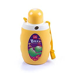 Cello Buzz Water Bottle, 1 Litre, Yellow