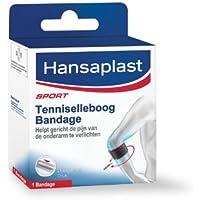 Preisvergleich für Hansaplast Sport Tennis Ellbogenbandage, Schwarz