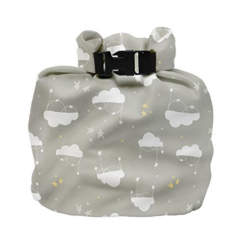 Bambino Mio, borsa impermeabile, tra le nuvole