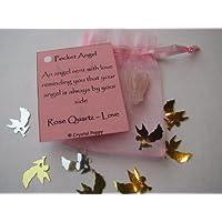 Rose Quartz Pocket Angel - Love preisvergleich bei billige-tabletten.eu