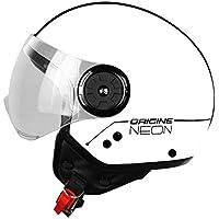 Origine Helmets - 201585028100105. Casco urbano Demi-Jet Neon Street