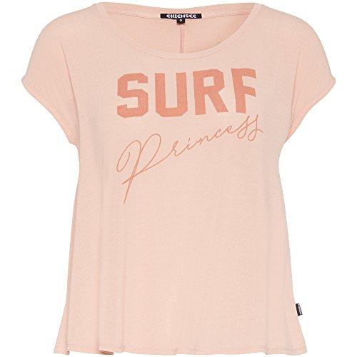 Chiemsee Donna spruechen maglietta 415 Apricot Blush