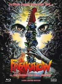 Bild von Freakshow - Black Rose - 3 Disc Mediabook - Limited 1000