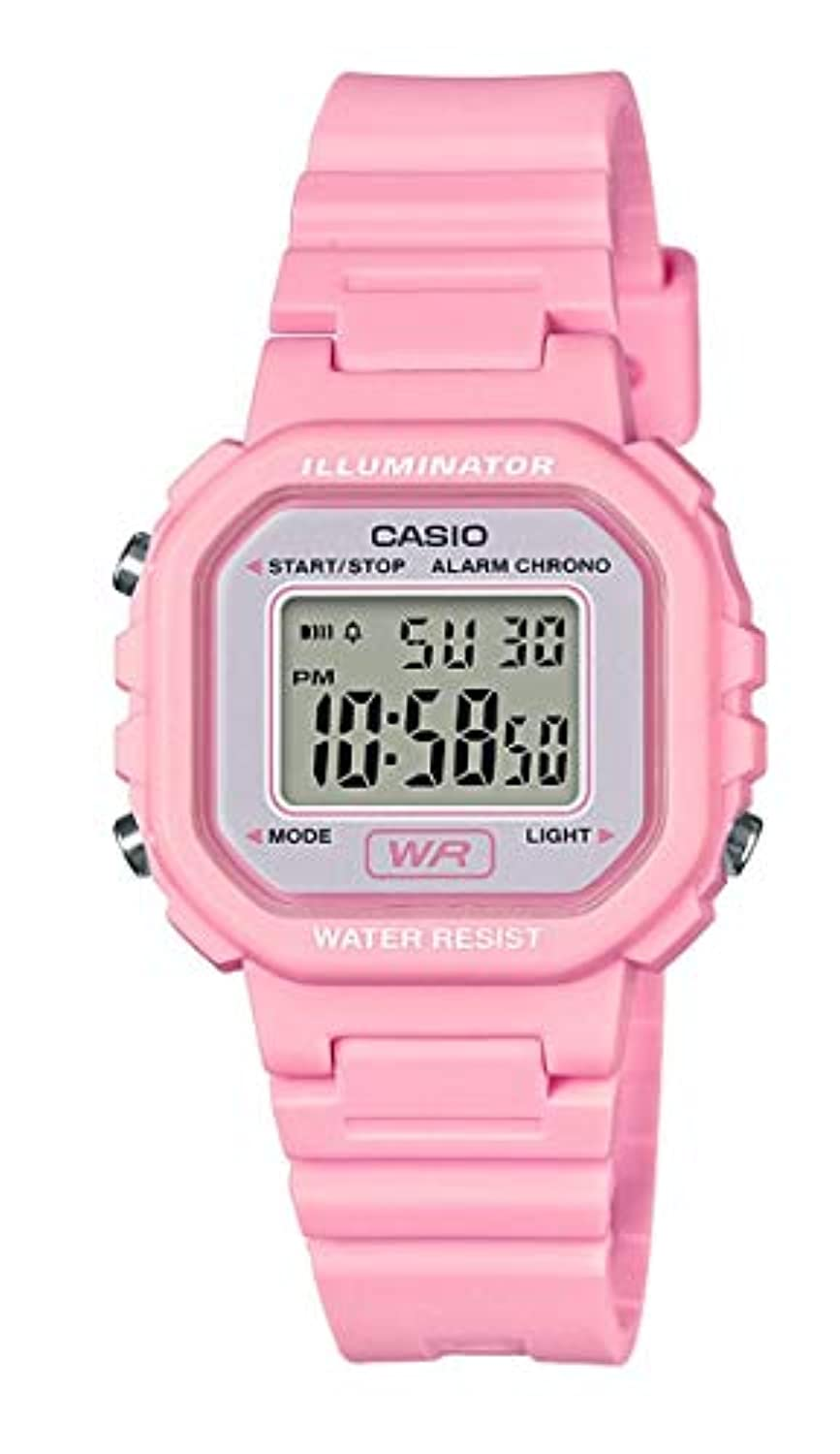 Collection 4a1ef Femme Casio 20wh La Montre HIE2WD9Y