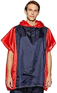 Amazon Brand - Solimo Water Resistant Polyester Poncho