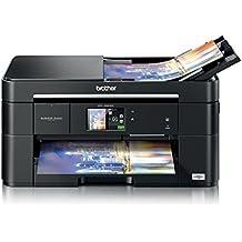 Brother MFC-J5620DW Stampante Multifunzione Inkjet a Colori, Stampa A3, Copia,