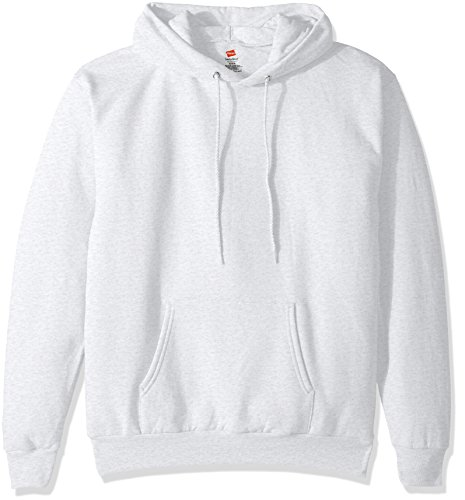 50/50 Hooded Pullover 7.9oz Asche