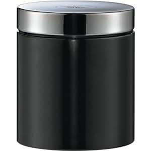 Wesco 326 144-62 Vorratsdose 1,4 Liter, schwarz