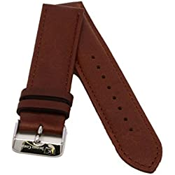 JACQUES COSTAUD * DOLCE VITA * Aspen JC-L02AS Men's Watch Strap