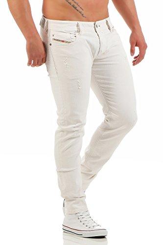 Diesel Herren Jeans Sleenker 0672Y Slim Skinny Hose -