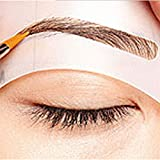 Marrellous Top Quality 1Pc Microblading Reusable Makeup Measure Eyebrow Guide Ruler Permanent Tools Plastic Material 2017 Anne