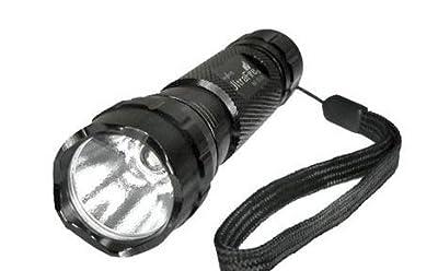 UltraFire WF-501 B 1Watt UV LED Taschenlampe ALU von Voltronic GmbH - Lampenhans.de