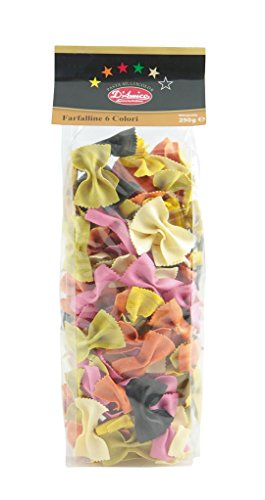 D'Amico - Farfalline Nudeln 6-farbig - 250g
