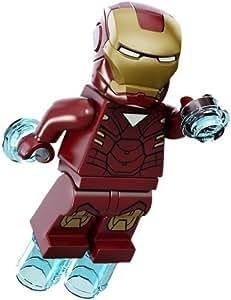 LEGO Super Heroes: Iron Man (Mark 6) Mini-Figurine