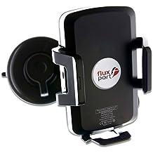 FluxPort Car Hug Induktionsladegerät  Qi schwarz