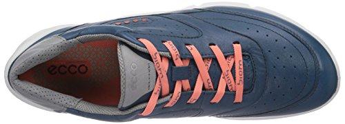 ECCO - Biom Evo Trainer Ladies, Scarpe sportive outdoor Donna Blu(Sea Port/Coral 59278)