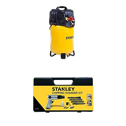 STANLEY Compressor D200/10/24V + Pneumatic Hammer Kit