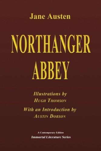 northanger-abbey-immortal-literature-series